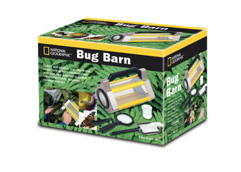National Geographic Bug Barn image
