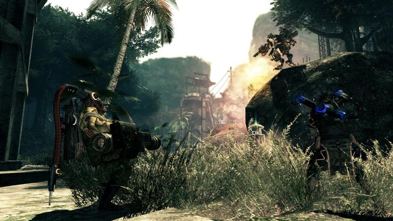 Lost Planet 2 for Xbox 360 image