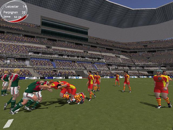 Pro Rugby Manager for PC Games image