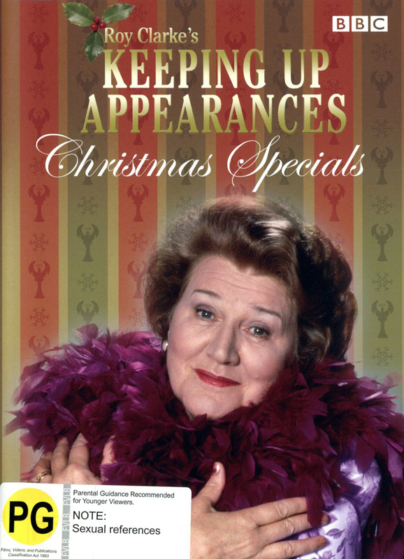 Keeping Up Appearances - Christmas Specials on DVD