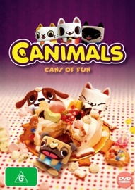 Canimals: Cans Of Fun on DVD
