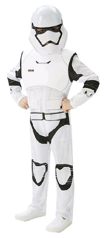 Star Wars: Kids Deluxe Stormtrooper Costume - XXL