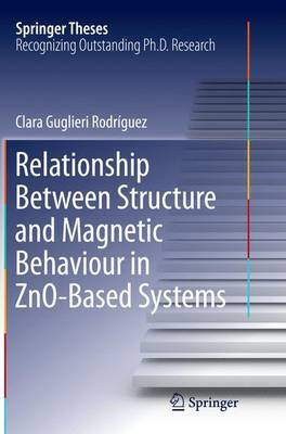Relationship Between Structure and Magnetic Behaviour in ZnO-Based Systems by Clara Guglieri image