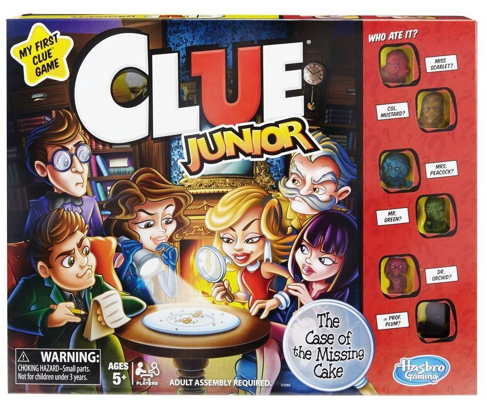 Clue - Junior Edition image
