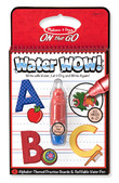 Melissa & Doug: Water WOW! Alphabet