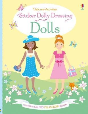 Sticker Dolly Dressing Dolls by Fiona Watt