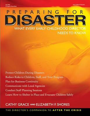 Preparing for Disaster by Cathy Grace