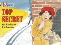 Top Secret by Mick Manning image
