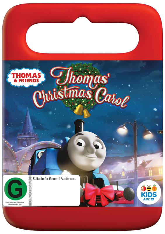 Thomas & Friends: Thomas' Christmas on DVD