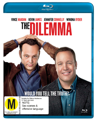 The Dilemma on Blu-ray