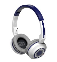 Tribe: Wired Headphones - R2D2
