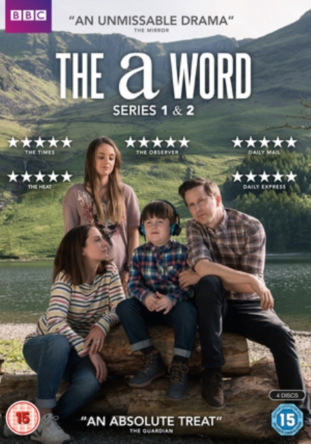 A Word - Series 1 & 2 on DVD