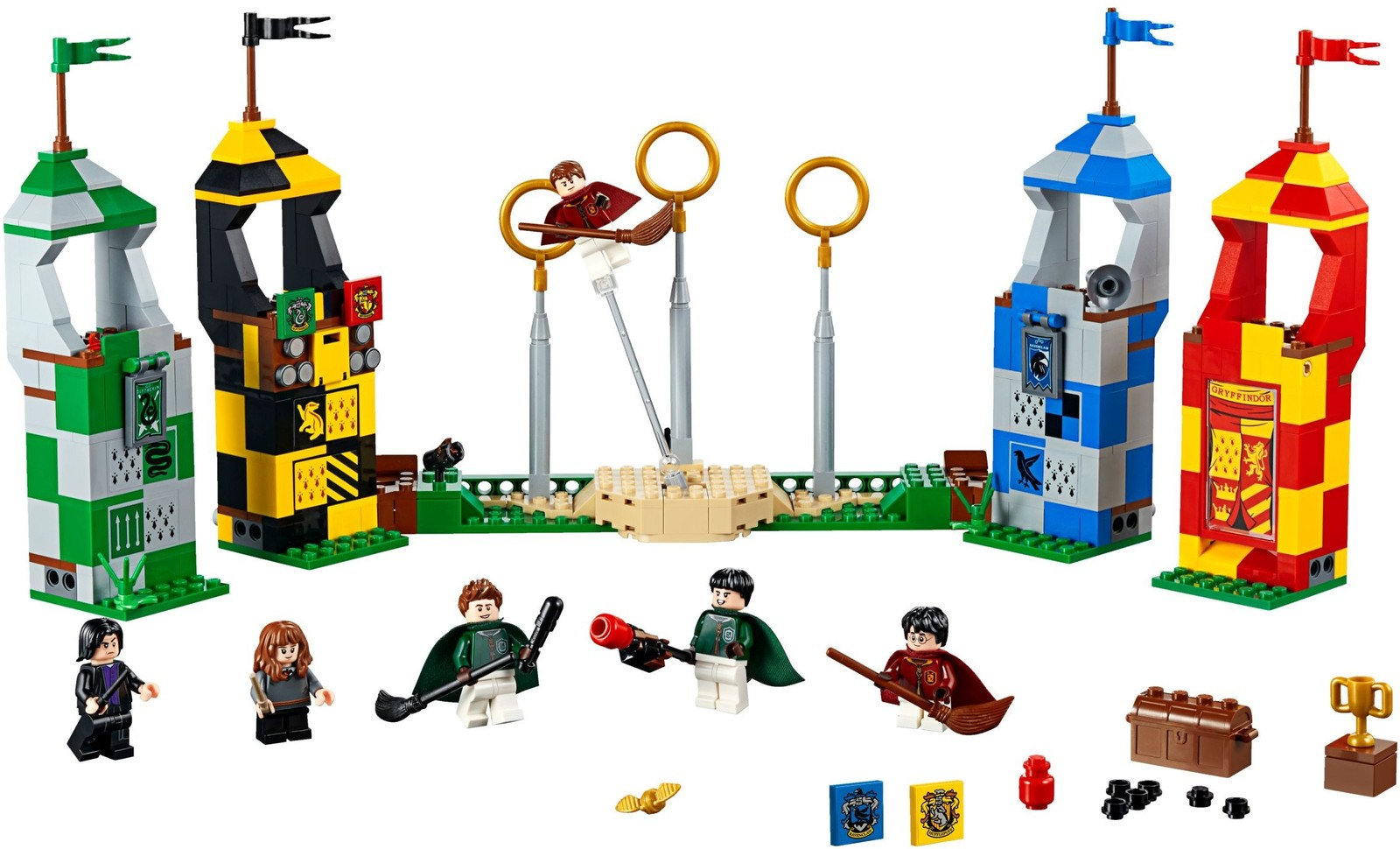 LEGO Harry Potter: Quidditch Match (75956) image