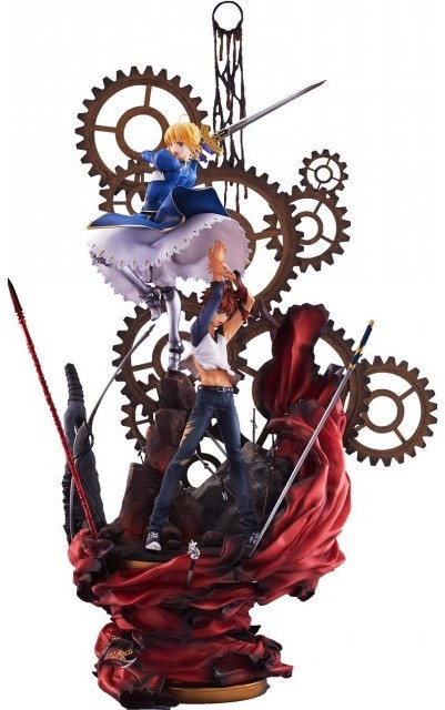 Fate/Stay Night: The Path 15th Anniversary - PVC Figure