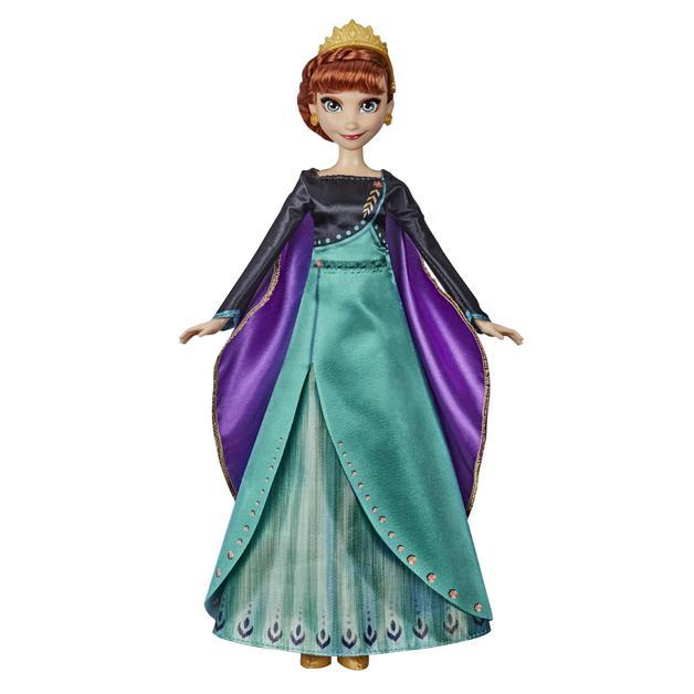 Frozen II: Singing Anna - Magical Adventure Doll