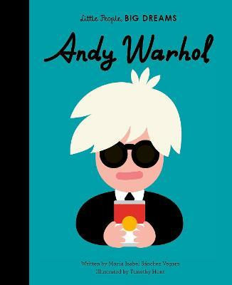 Andy Warhol: Volume 60 by Maria Isabel Sanchez Vegara