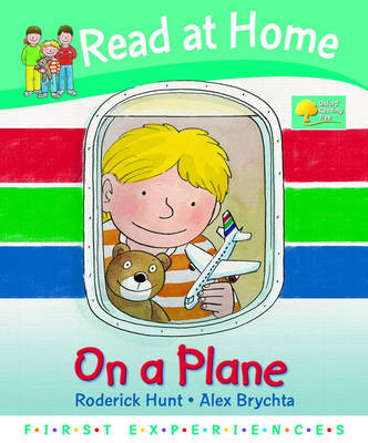 Read at Home: First Experiences: on a Plane by Roderick Hunt image