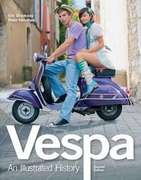 Vespa: An Illustrated History by Peter Henshaw image