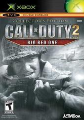 Call of Duty 2: Big Red One Collector's Edition for Xbox