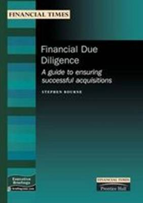 Financial Due Diligence by Stephen Bourne image