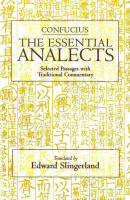 The Essential Analects by Confucius