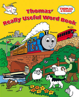 Thomas' Really Useful Word Book image