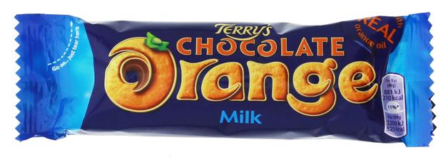 Terry's Chocolate Orange Bar (35g)