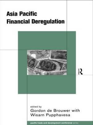 Asia-Pacific Financial Deregulation