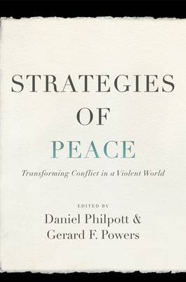 Strategies of Peace by Daniel Philpott image