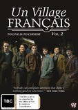 Un Village Francais - Series 2 on DVD