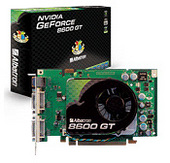 Albatron 8600GT 256MB PCIE