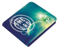 Doctor Who - Green Fashion Cosmos Wallet