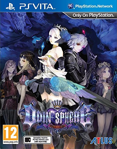 Odin Sphere Leifthrasir for PlayStation Vita