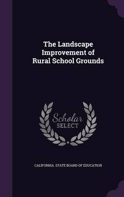 The Landscape Improvement of Rural School Grounds image