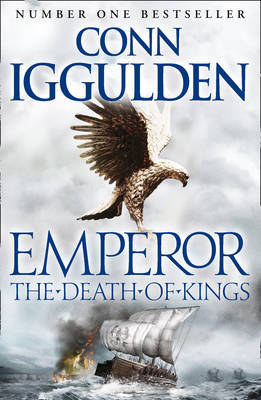 The Death of Kings by Conn Iggulden image