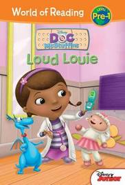 DOC Mcstuffins: Loud Louie by Sheila Sweeny Higginson