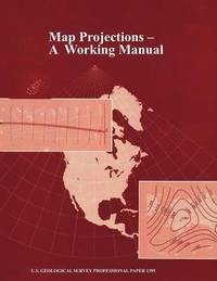 Map Projections by John P. Snyder