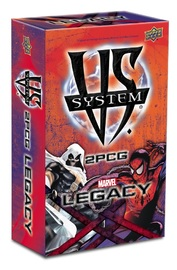 VS: Marvel Legacy 2PCG- Card Game