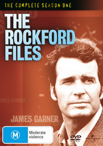 The Rockford Files - Complete Season 1 (6 Disc Set) on DVD