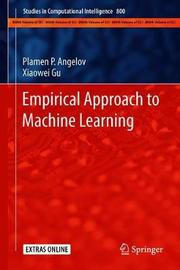 Empirical Approach to Machine Learning by Plamen P. Angelov