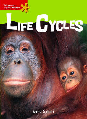 Life Cycles: Intermediate Level by Anita Ganeri image