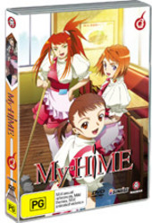My-HiME - Vol. 2 on DVD