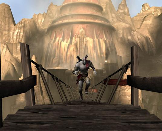 God of War for PlayStation 2 image
