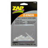Zap Z-ends Extender Tips & Teflon Tubing