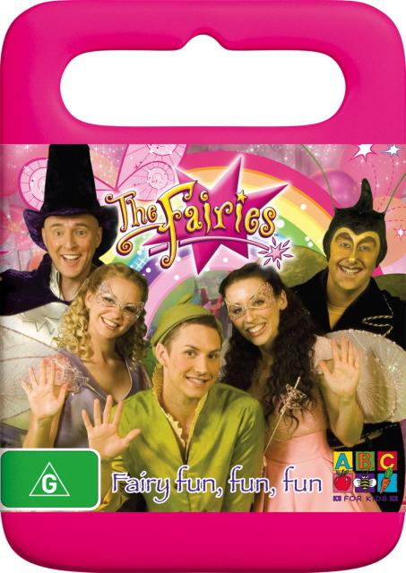 The Fairies - Fairy Fun, Fun, Fun on DVD