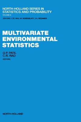 Multivariate Environmental Statistics: Volume 6
