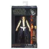 "Star Wars Black Series Han Solo 6"" Action Figure"