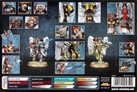 Warhammer 40,000 Blood Angels Sanguinary Guard image
