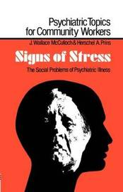 Signs of Stress by J.Wallace McCulloch image