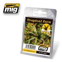 Ammo of Mig Jimenez Tropical Fern Leaves
